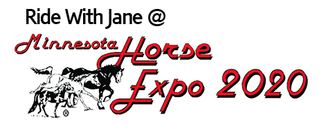 Jane Melby 2020 MN Horse Expo